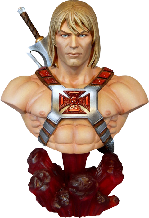 Tweeterhead He-Man Collectible Bust