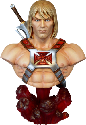 He-Man Collectible Bust