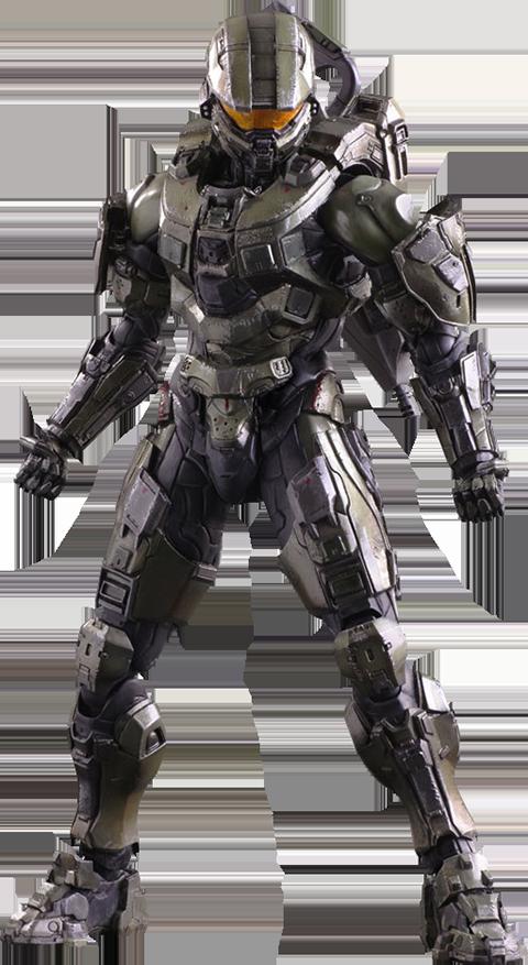 Square Enix Master Chief Collectible Figure
