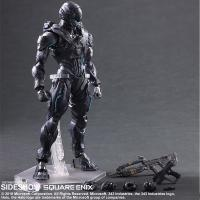 Gallery Image of Spartan Locke Collectible Figure
