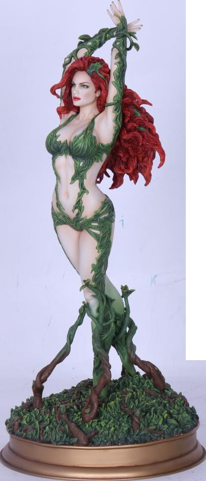 Yamato USA Poison Ivy Statue
