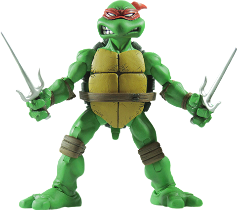 Mondo Raphael Sixth Scale Figure