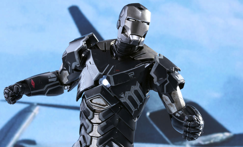 Gallery Feature Image of Iron Man Mark XV - Sneaky Sixth Scale Figure - Click to open image gallery