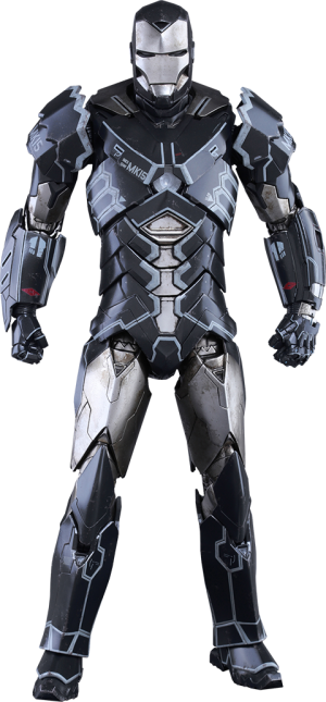 Iron Man Mark XV - Sneaky Sixth Scale Figure