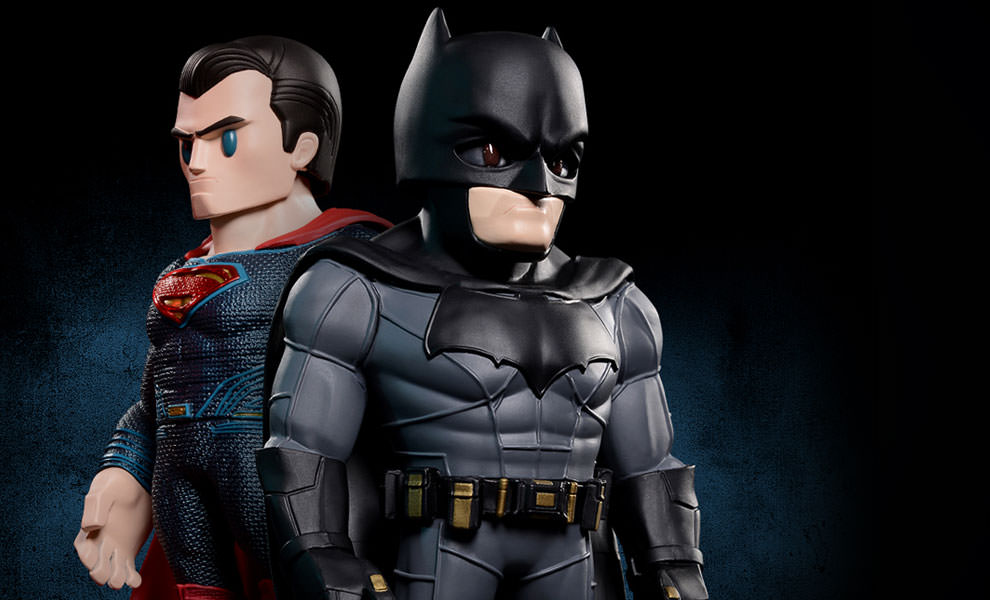 Gallery Feature Image of Batman and Superman Collectible Set - Click to open image gallery