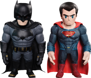 Batman and Superman Collectible Set