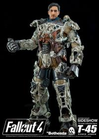 Gallery Image of T-45 Sixth Scale Figure