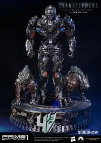 Gallery Image of Lockdown Polystone Statue