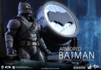Gallery Image of Armored Batman Sixth Scale Figure