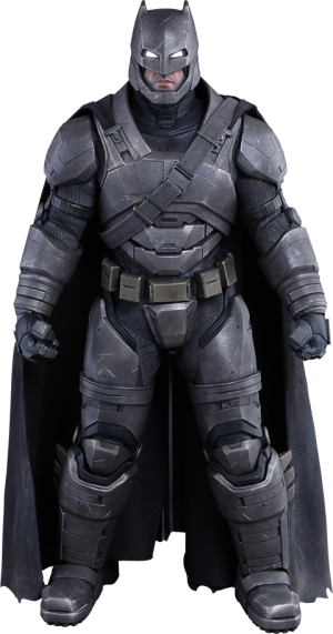 Armored Batman Sixth Scale Figure