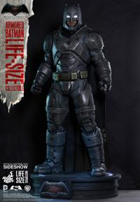 Gallery Image of Armored Batman Life-Size Figure