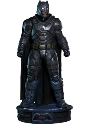 Armored Batman Life-Size Figure