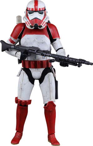 Shock Trooper Sixth Scale Figure
