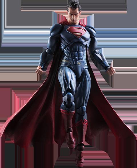 Square Enix Superman Collectible Figure