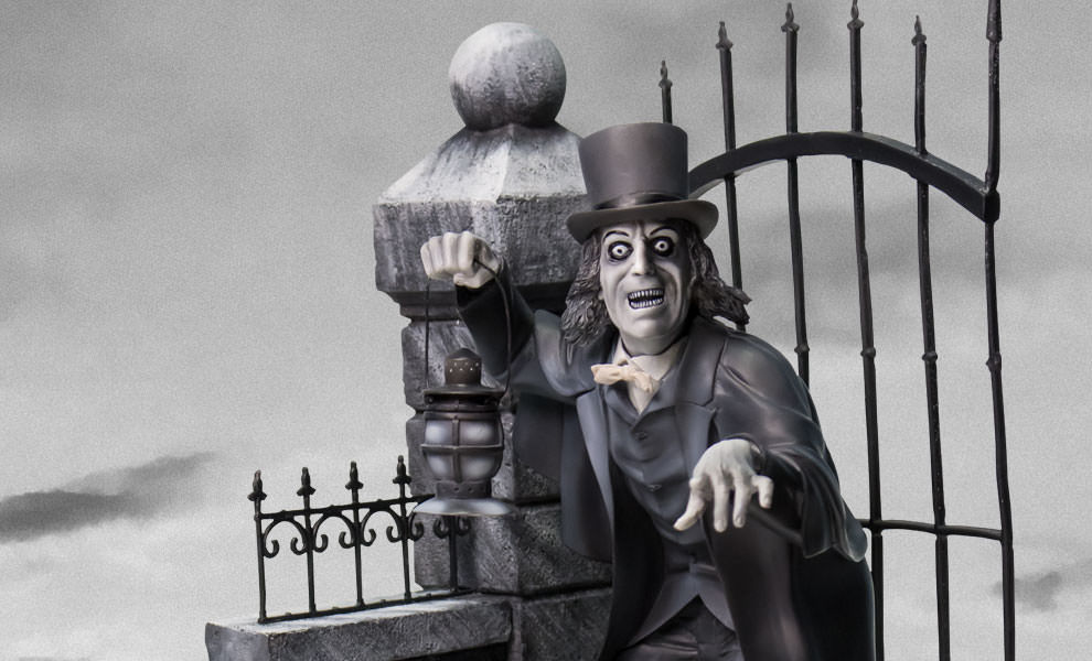 Gallery Feature Image of Lon Chaney Sr - Deluxe Edition Statue - Click to open image gallery