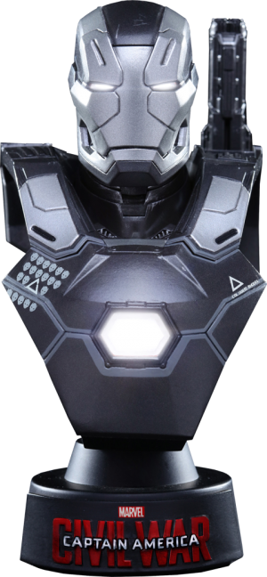 War Machine Mark III Collectible Bust