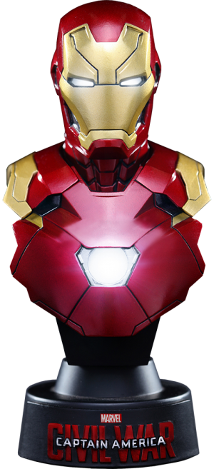 Iron Man Mark XLVI Collectible Bust
