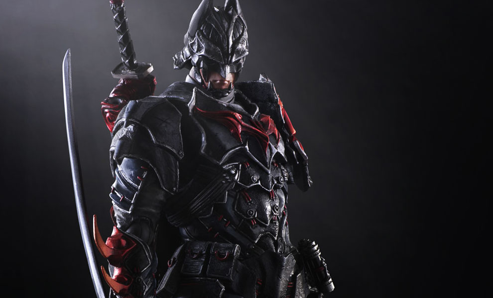 Gallery Feature Image of Batman Timeless Bushido Collectible Figure - Click to open image gallery