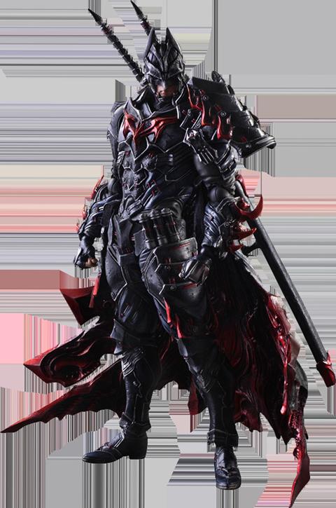 Square Enix Batman Timeless Bushido Collectible Figure