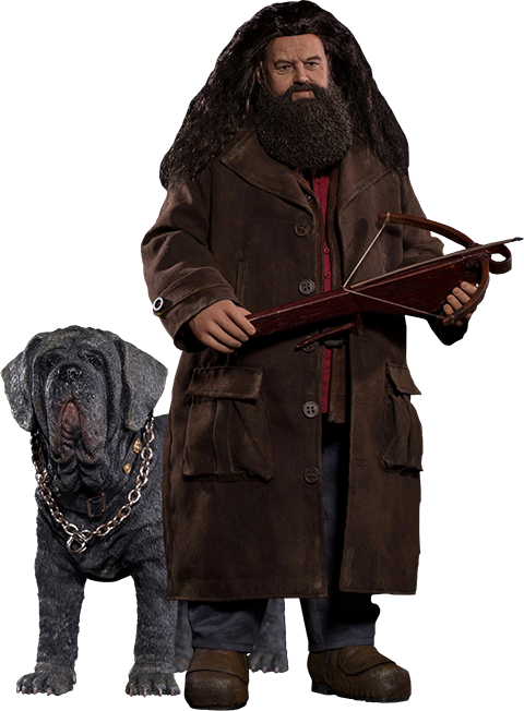 Star Ace Toys Ltd. Rubeus Hagrid - Deluxe Version Sixth Scale Figure
