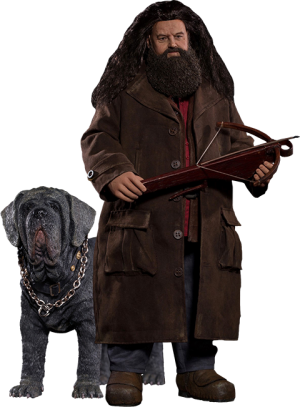 Rubeus Hagrid - Deluxe Version Sixth Scale Figure