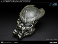 Gallery Image of Battle Damaged Celtic Predator Mask Prop Replica