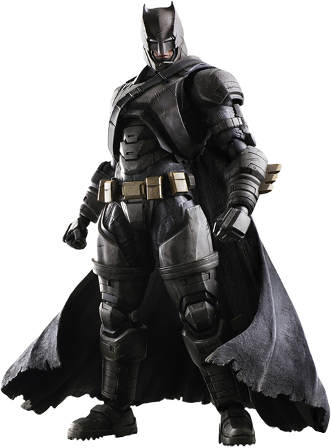 Square Enix Armored Batman Collectible Figure