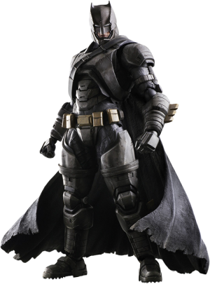 Armored Batman Collectible Figure