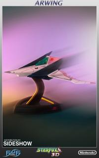 Gallery Image of Star Fox Arwing Statue