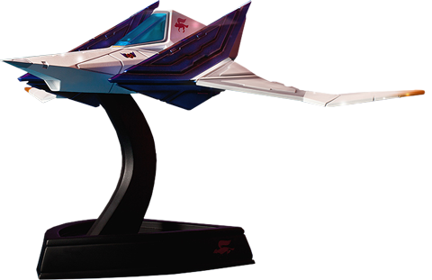 First 4 Figures Star Fox Arwing Statue