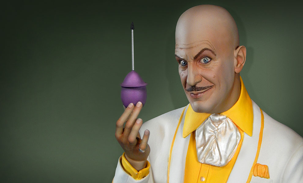Gallery Feature Image of Egghead Maquette - Click to open image gallery