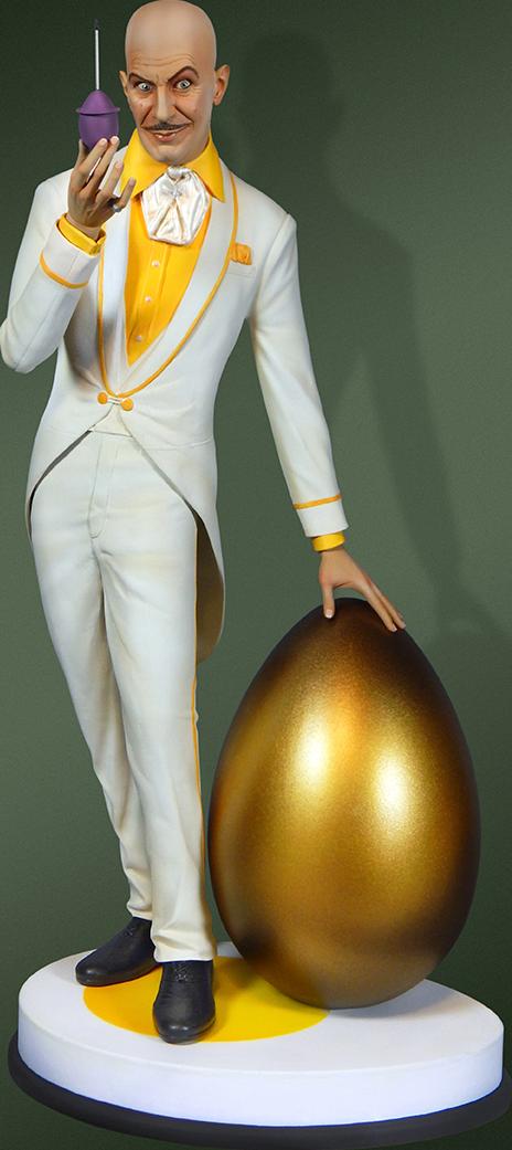 Tweeterhead Egghead Maquette