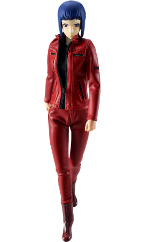 Motoko Kusanagi Sixth Scale Figure