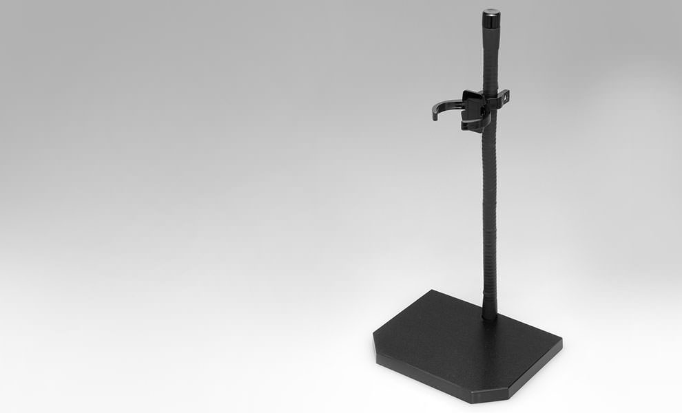 Gallery Feature Image of Flexible Arm Figure Stand Collectible Stand - Click to open image gallery