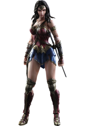 Wonder Woman Collectible Figure