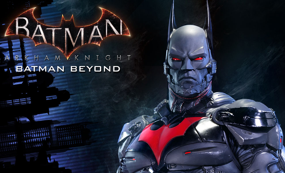 Gallery Feature Image of Batman Beyond Polystone Statue - Click to open image gallery