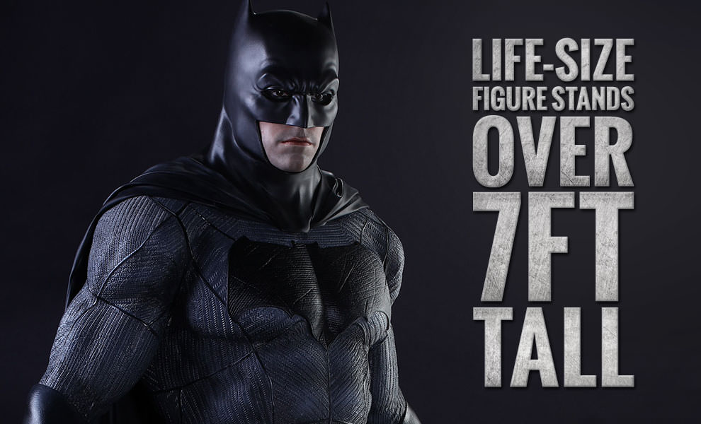 Gallery Feature Image of Batman Life-Size Figure - Click to open image gallery