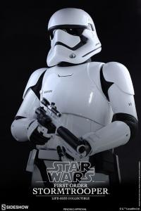 Gallery Image of First Order Stormtrooper Life-Size Figure