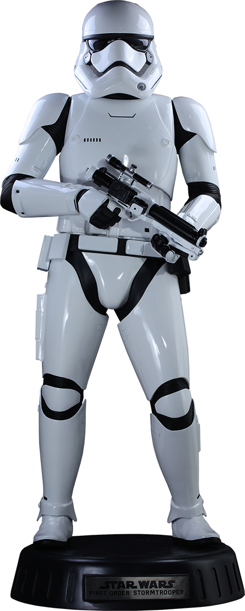 Sideshow Collectibles First Order Stormtrooper Life-Size Figure