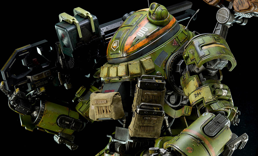 Gallery Feature Image of M-COR Ogre Collectible Figure - Click to open image gallery