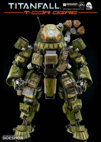 Gallery Image of M-COR Ogre Collectible Figure