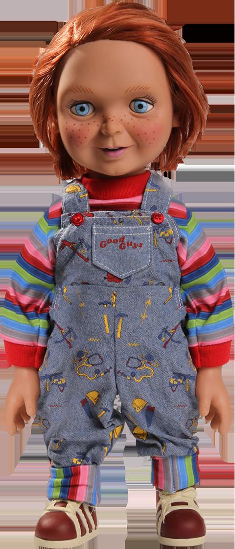Mezco Toyz Good Guys Chucky Talking Doll Collectible Figure