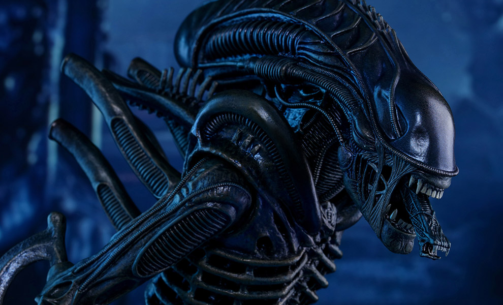 Gallery Feature Image of Alien Warrior Sixth Scale Figure - Click to open image gallery