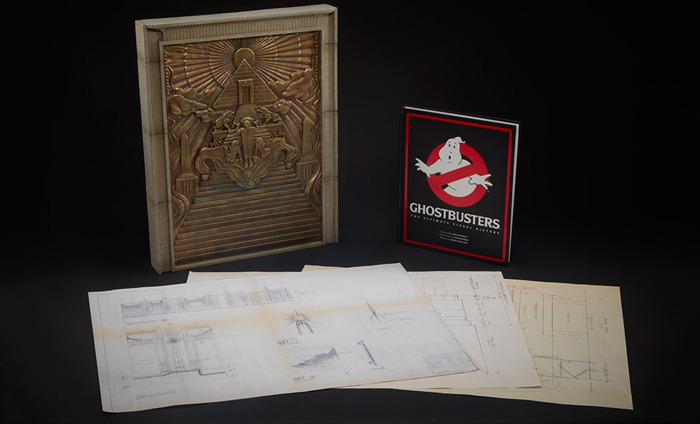 Gallery Feature Image of Ghostbusters Gozer Temple Collectors Edition Book - Click to open image gallery