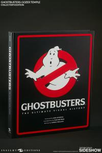Gallery Image of Ghostbusters Gozer Temple Collectors Edition Book