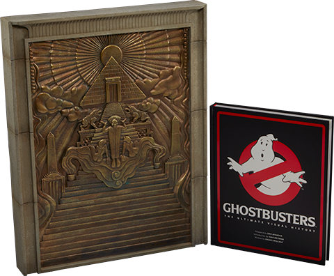 Insight Collectibles Ghostbusters Gozer Temple Collectors Edition Book