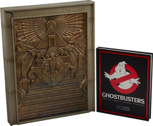 Ghostbusters Gozer Temple Collectors Edition Book