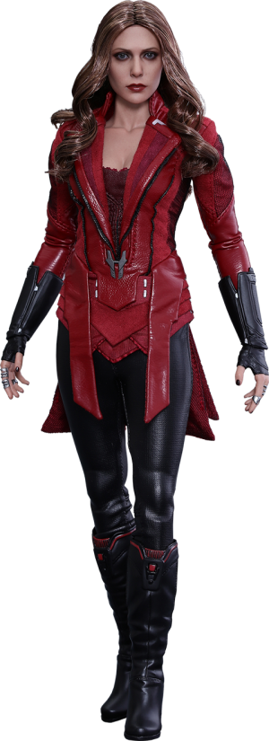 Scarlet Witch New Avengers Version Sixth Scale Figure