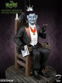 Gallery Image of Grandpa Munster Deluxe Maquette