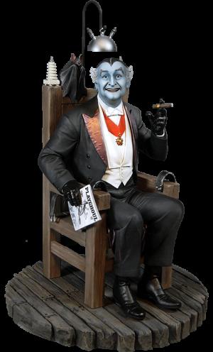 Grandpa Munster Deluxe Maquette